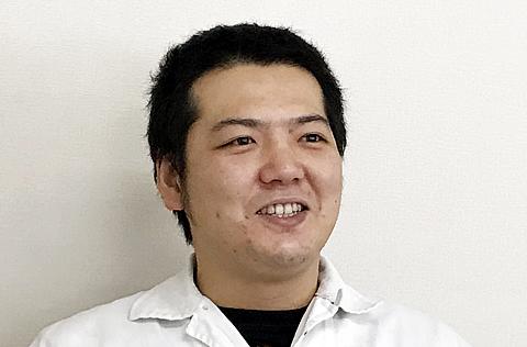 2015年入社 宇都宮工場勤務 福舘 健悟
