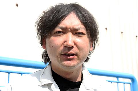 2011年4月入社 神戸本社勤務 横山 雄大